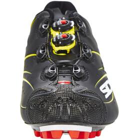 Sidi Tiger Shoes Men Matt Black/Yellow